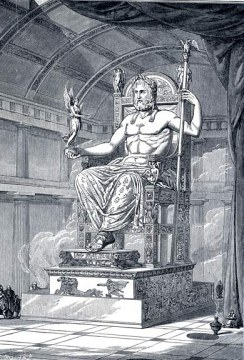 Zeus, Image provided by Classroom Clipart (http://classroomclipart.com)