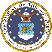 Seal of the Air Force.